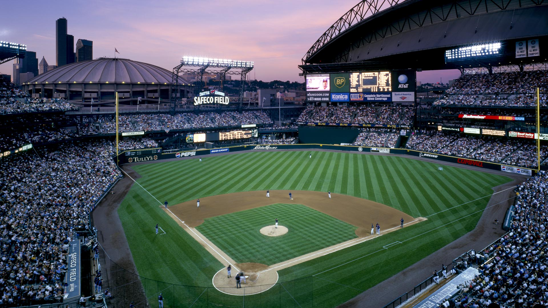 Safeco Field Seneca Group