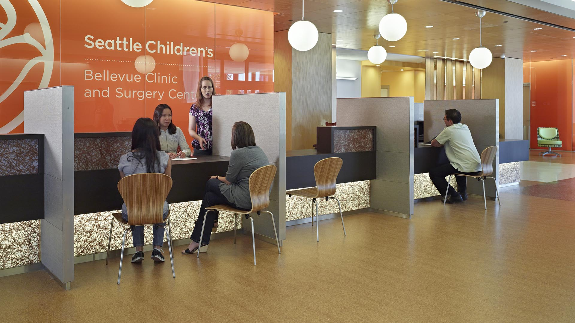 seattle childrens clinic opens - HD 1920×1080